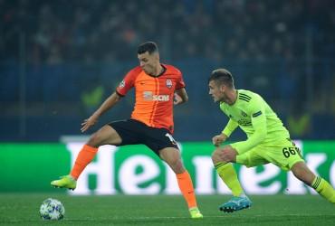 Динамо Загреб - Шахтер - 3:3: онлайн матча Лиги чемпионов