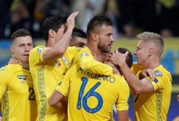 Україна - Естонія: де дивитися товариський матч