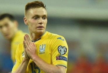 Украина - Эстония - 1:0: онлайн товарищеского матча