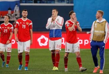 Украинский комментатор потроллил сборную России после разгромного поражения в отборе на Евро-2020
