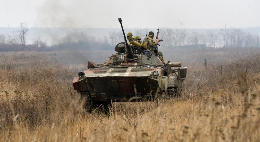 Escalation in Donbas as two Ukrainian soldiers killed in shelling