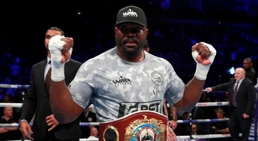 Больше миллиона долларов: британский боксер получил крупное предложение за бой с Усиком