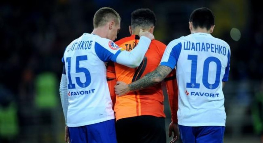 КДК УАФ 21 ноября рассмотрит дело о расизме в матче Шахтер - Динамо