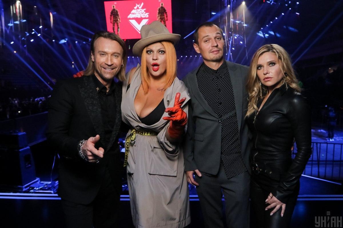 У Києві вручили музичну премію M1 Music Awards / УНІАН