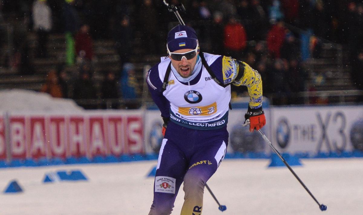 Артем Прима став найкращим серед українців / фото: biathlon.com.ua
