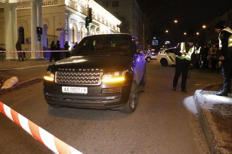 Вячеслав Соболев арендует машину Range Rover 2013 года выпуска / фото Источник