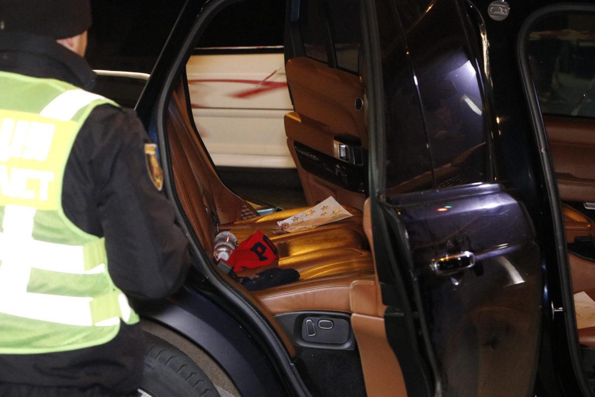 У полиции есть три версии покушения на Вячеслава Соболева / фото: Информатор