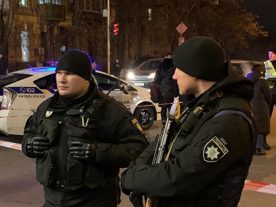 На місці події працюють правоохоронці / facebook.com/UA.KyivPolice