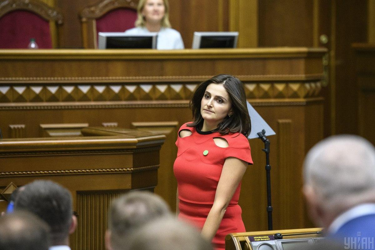Нардеп Василевская: Частный военный консалтинг нужен Украине / фото УНИАН