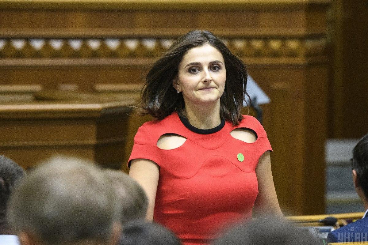 Василевская-Смаглюк: Я заинтересована в максимальной открытости / фото УНИАН