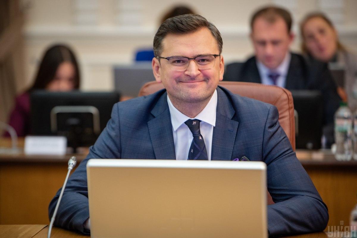 Кулеба розповів про хід процесу євроінтеграції/ фото УНІАН