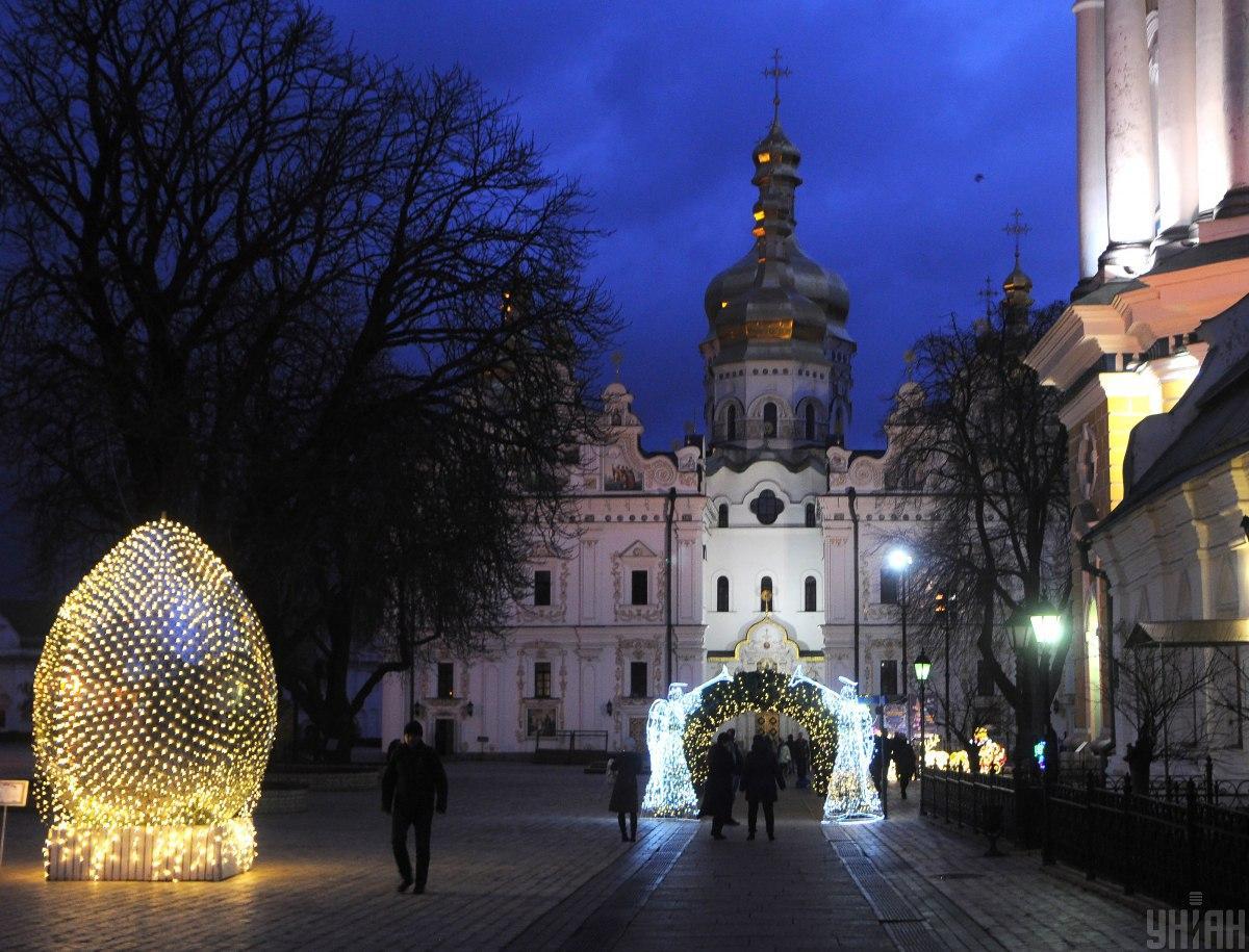 Київ цьогоріч відвідали мільйони туристів / фото УНІАН