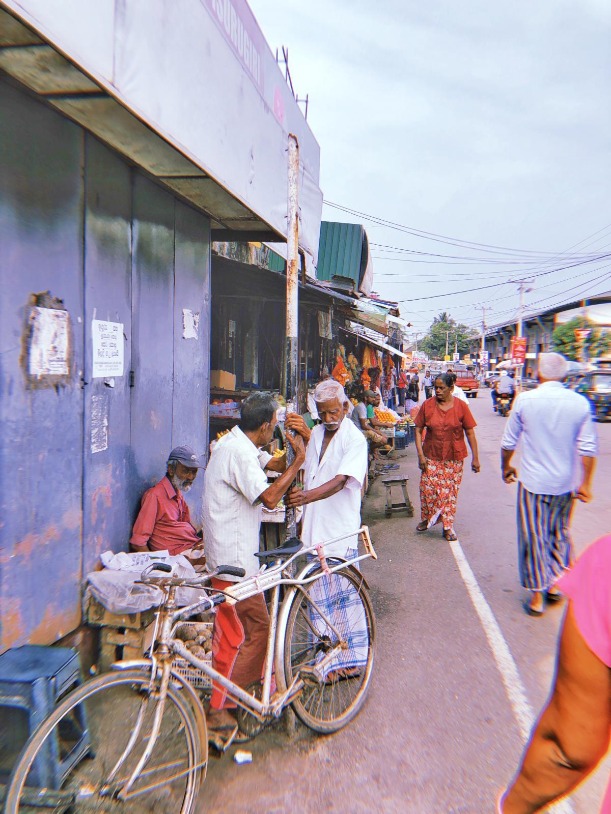 Настоящая шри-ланкийская жизнь / Фото Вероника Кордон