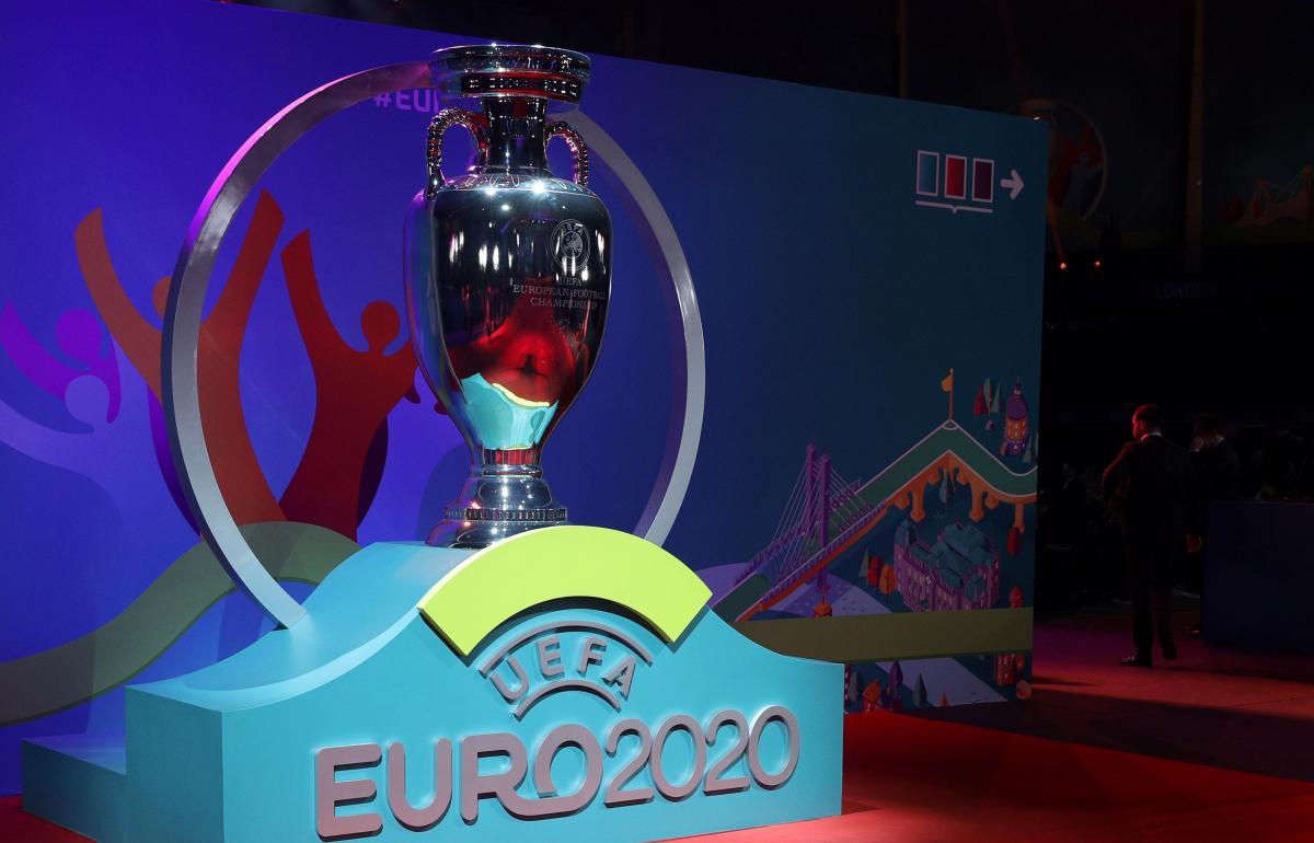 Евро-2020 / REUTERS