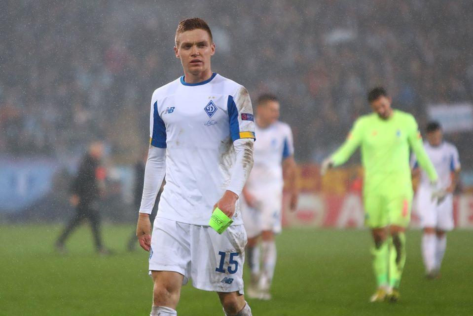 Виктор Цыганков был номинирован на звание лучшего футболиста года / фото: ФК Динамо Киев