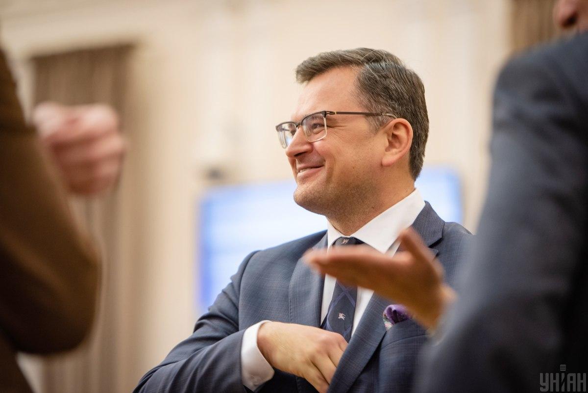 Вице-премьер по вопросам европейской и евроатлантической интеграции Дмитрий Кулеба / фото УНИАН