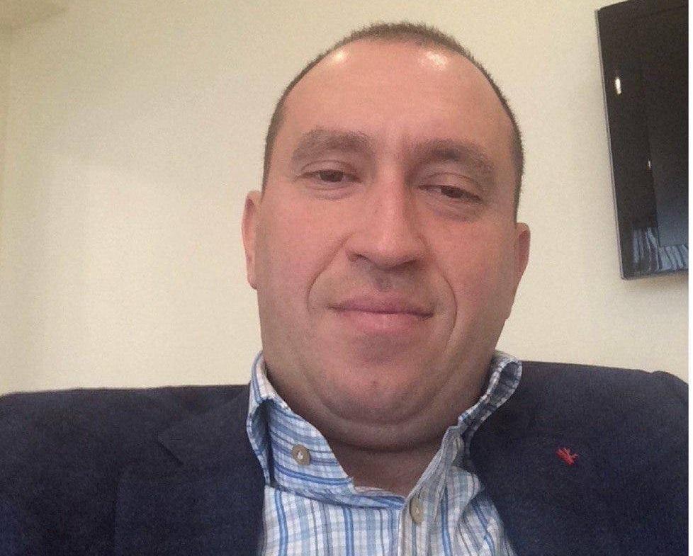 Вадим Альперин вышел из СИЗО / фото Facebook: Вадим Альперин
