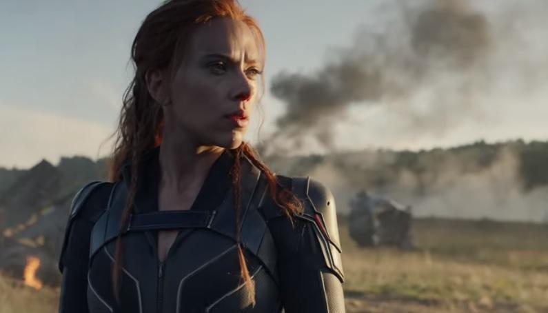 Появился первый трейлер Черной Вдовы / Скриншот - Youtube, Marvel Entertainment