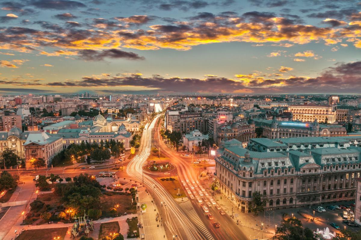 Рейси в Бухарест будуть виконуватися двічі на тиждень \ wildcodeschool.com
