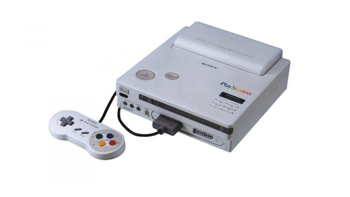 Так виглядала спільна консоль Sony і Nintendo / gamespirit.org