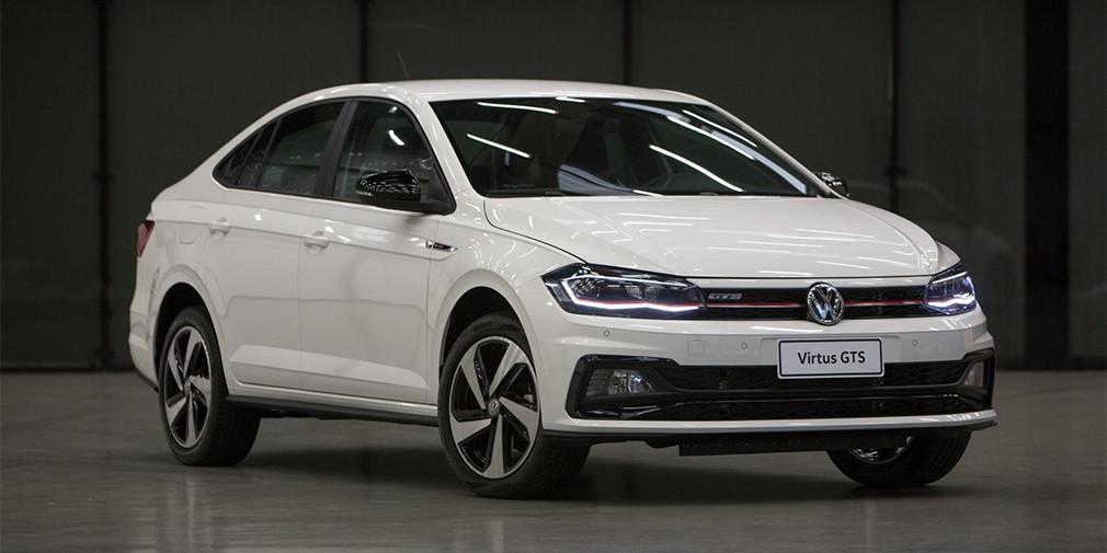 «Заряженный» Volkswagen Polo / фото Volkswagen