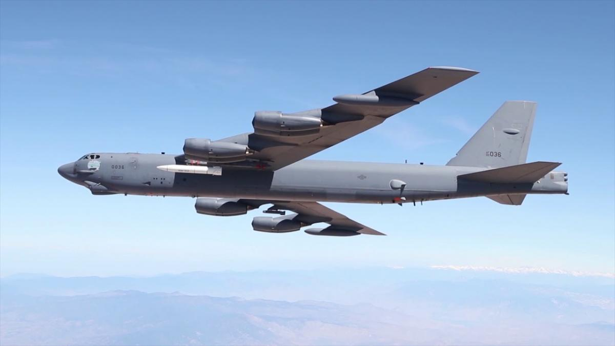 B-52 Stratofortress / USAAF