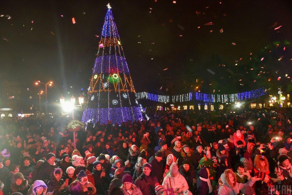 Киян і гостей столиці потішать не тільки виконавці популярної музики, а й класичної / Фото УНІАН