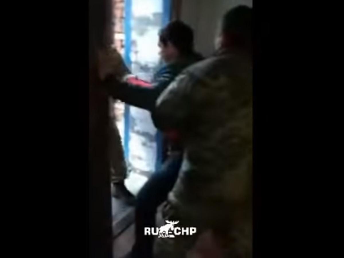 Инцидент произошел в отделениипочты/ скриншот
