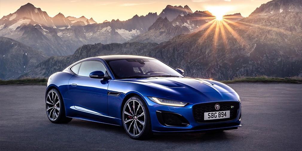 Новинка доступна з заднім приводом або з системою повного приводу / фото Jaguar