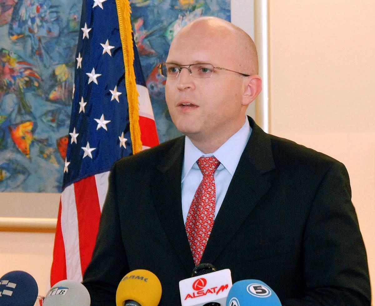 В Украину едет чиновник Госдепа Филип Рикер / фото - US Goverment, Wikipedia