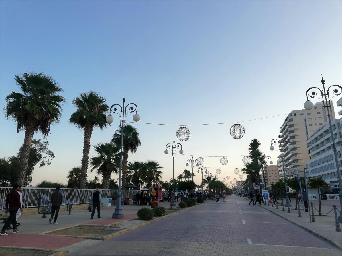 Кипр вводит карантин и комендантский час \ Фото Марина Григоренко