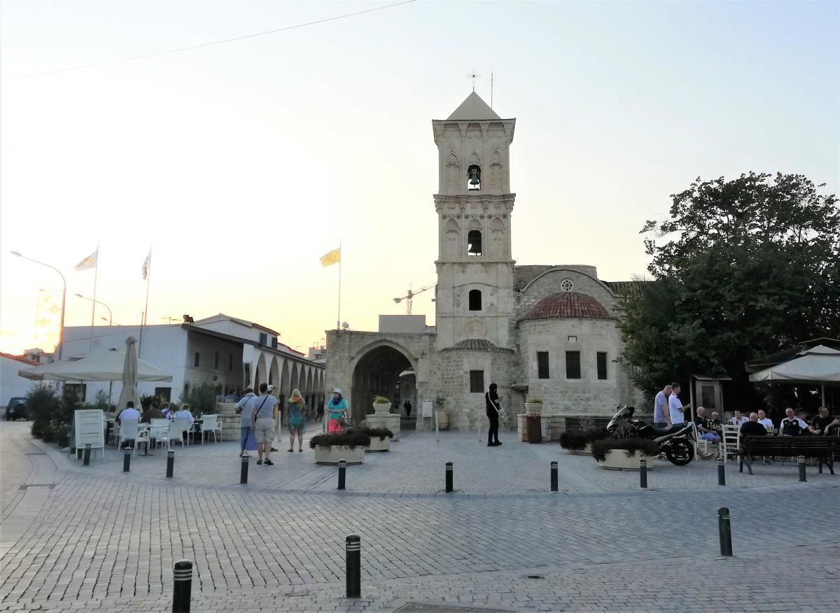 Церковь Святого Лазаря в Ларнаке / Фото Марина Григоренко