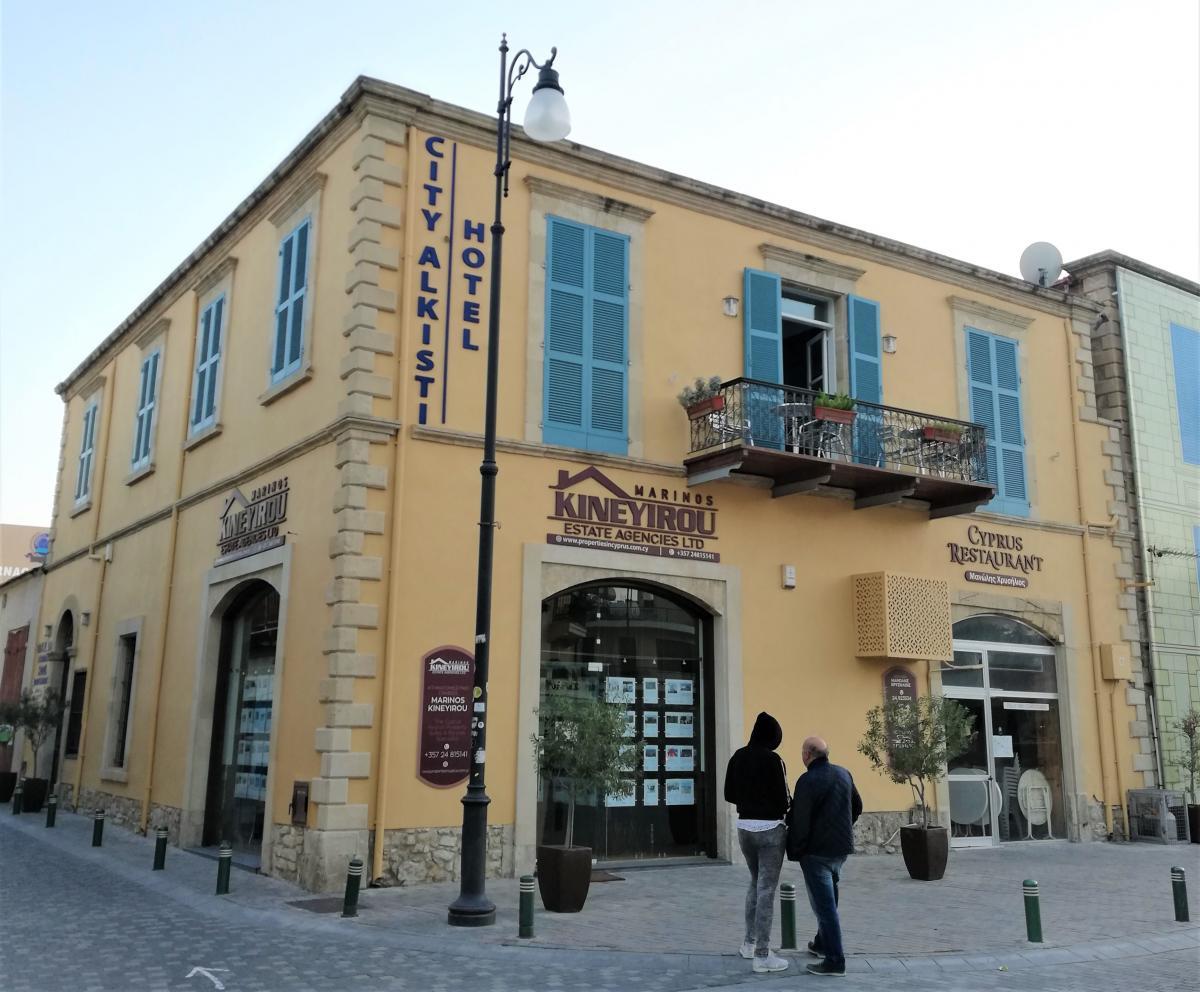 На Кіпрі багато невеликих затишних готелів / фото Марина Григоренко