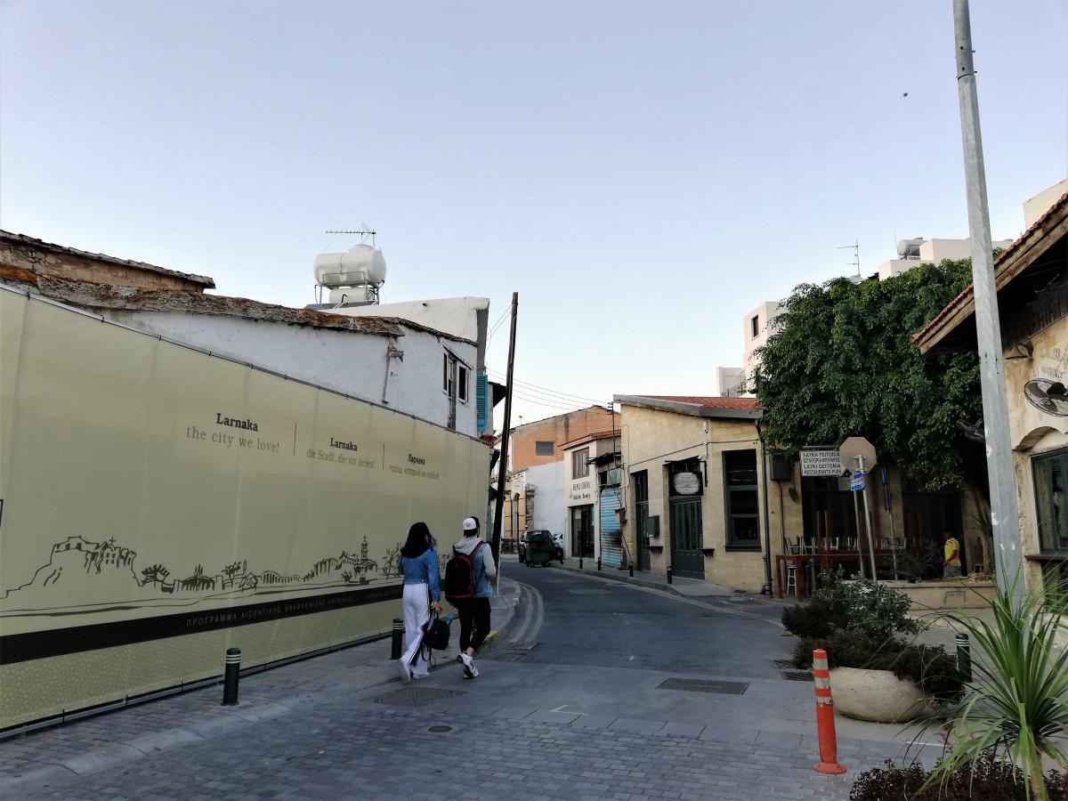 Кипр активно развивается и потому здесь много возможностей для поиска работы / Фото Марина Григоренко