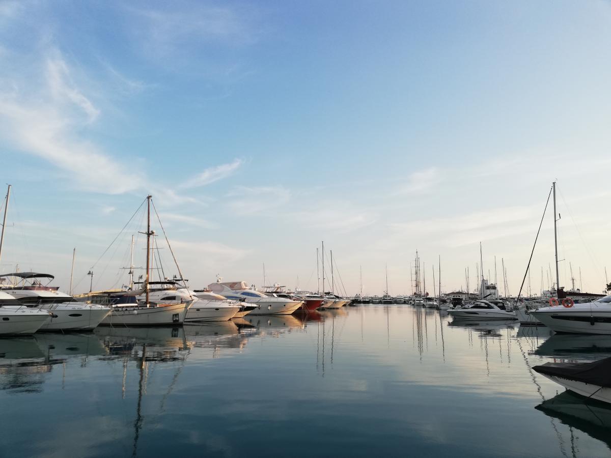 У країнах Середземномор'я вельми недорогі морепродукти / фото Марина Григоренко