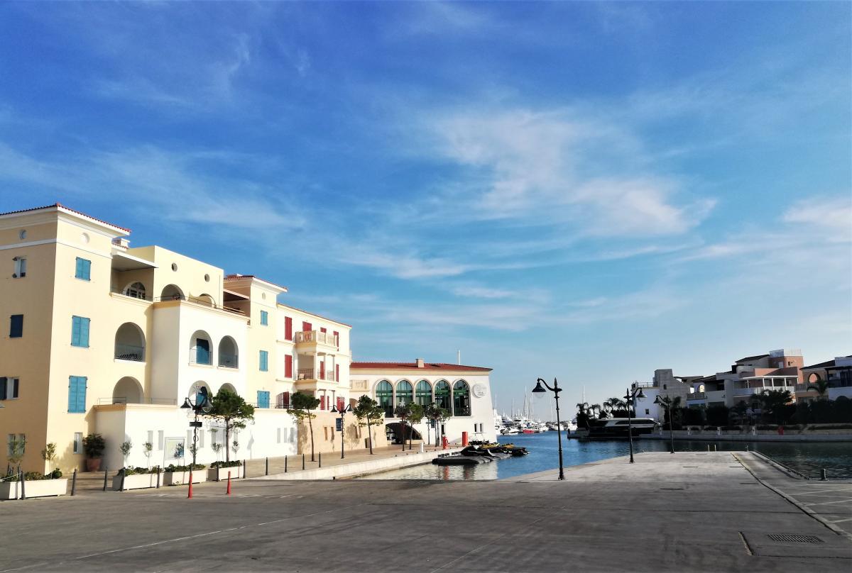 Кипр открылся для украинских туристов с 1 апреля / фото Марина Григоренко