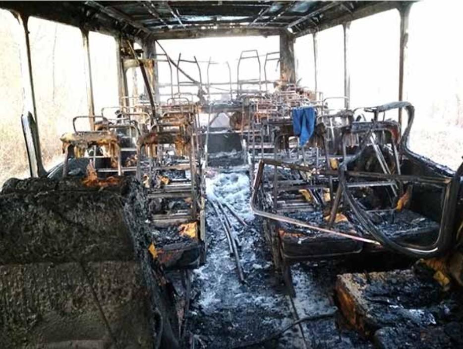 Ніхто не постраждав / фото: tvijromaniv.in.ua