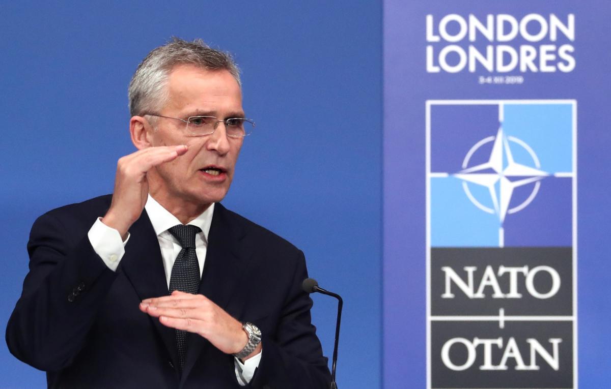 Столтенберг отметил, что регион Черного моря имеет важное значение для НАТО \ фото REUTERS