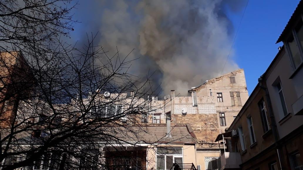 У мерії Одеси розповіли хронологію події / facebook.com/kotlyar.od