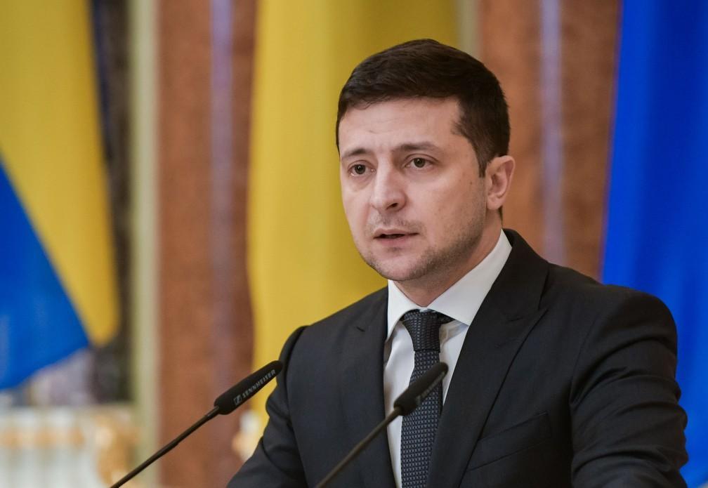 Президент предлагает ввести режим ЧС в двух областях страны / Фото: president.gov.ua