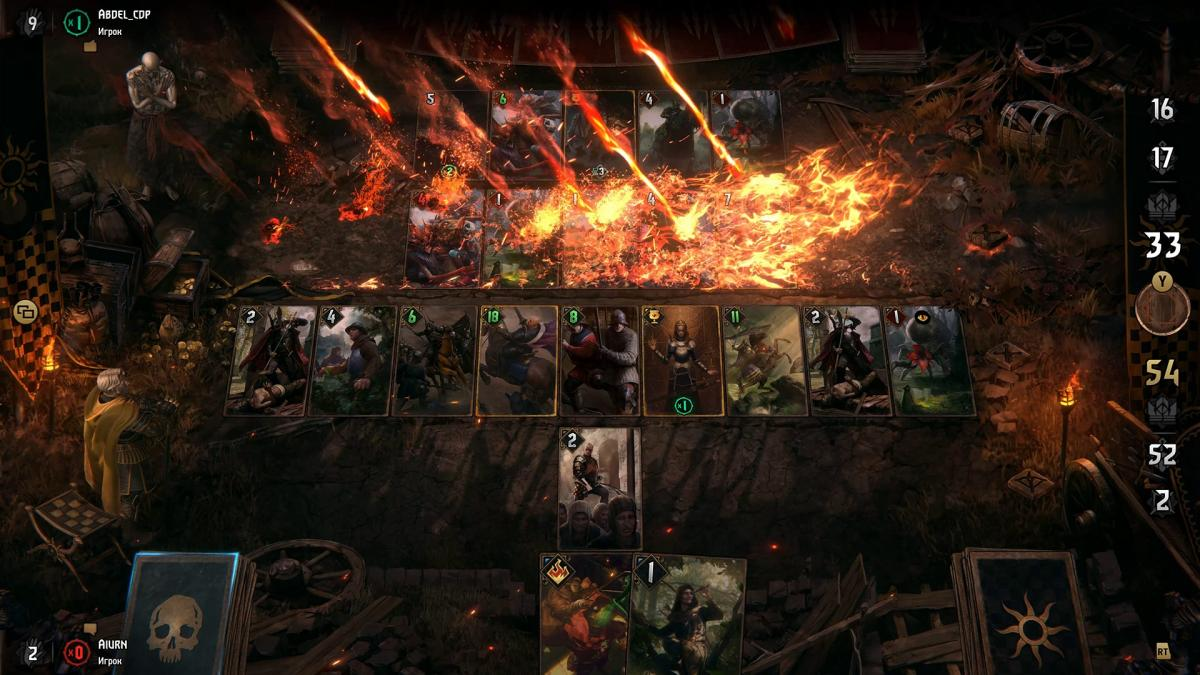 Студія CD Projekt RED зосередиться на версіях гри для ПК і смартфонів / скріншот