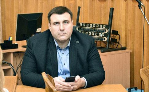 Сергей Мандзий заходит в Раду вместо Александра Кубракова / фото УП