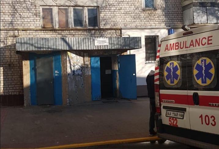 Место взрыва в Ирпене / Фото: Нацполиция