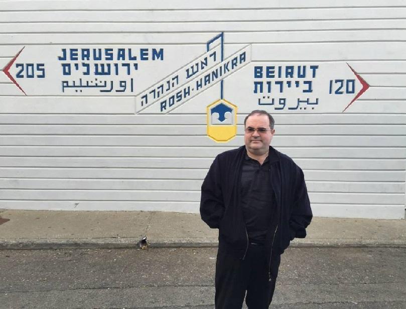 Герман пояснив, що був змушений виїхати в Ізраїль нібито через проблеми зі здоров'ям / Фото: bombus.me
