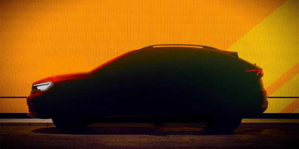 Официальная премьера машины состоится весной следующего года / фото Volkswagen
