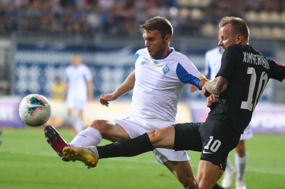 У першому колі Зоря і Динамо зіграли внічию - 2:2 / фото: ФК Динамо Київ