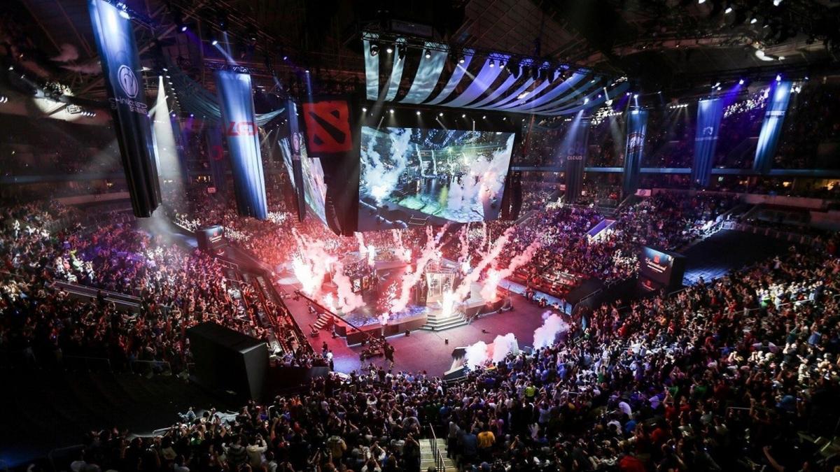 The International - крупнейший ежегодный киберспортивный чемпионат / twitter.com