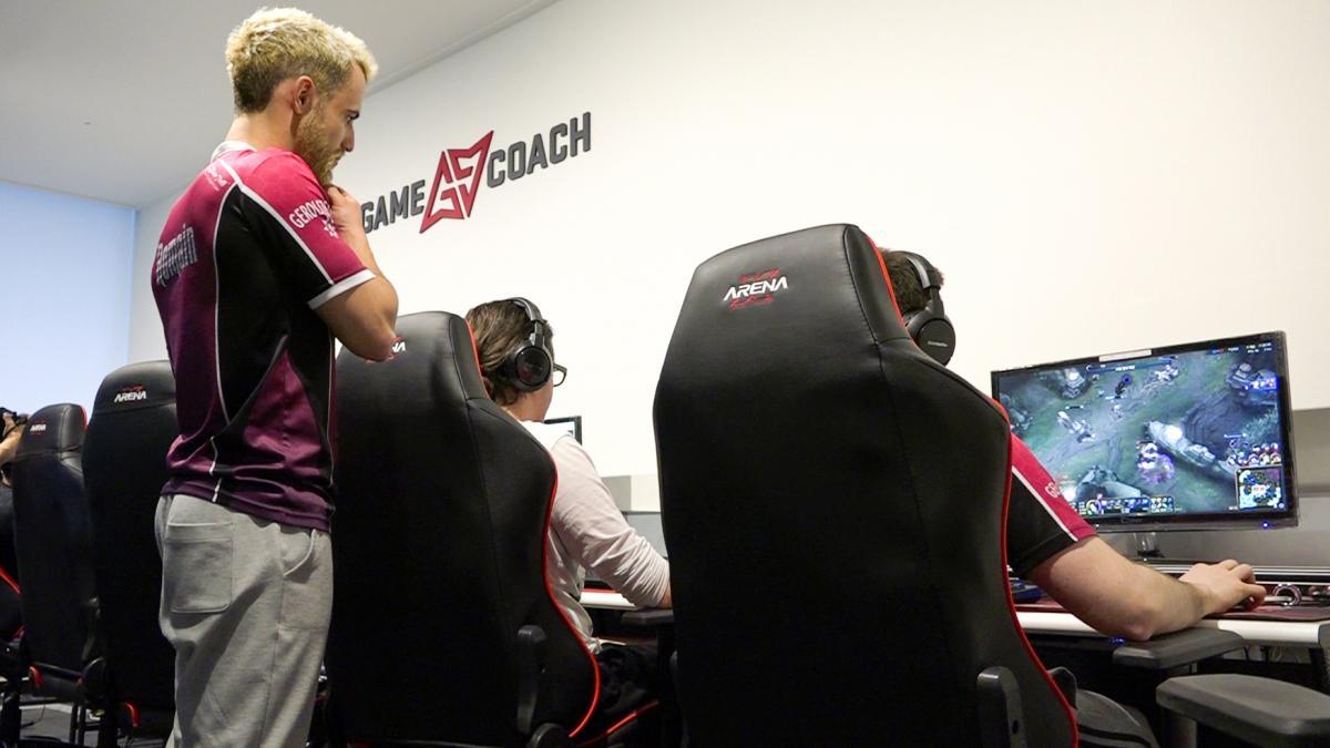 Акадеия Game Coach в Южной Корее, где учат геймеров / businesswire.com