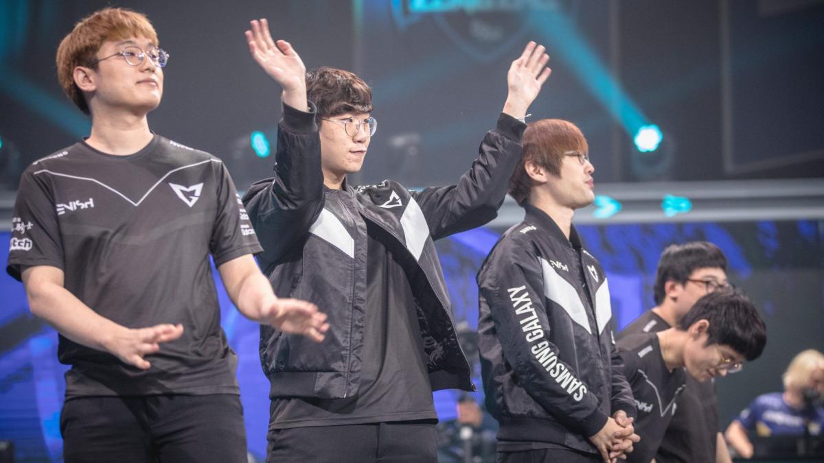 В 2017 году чемпионат по League of Legends выиграла командва производителя электроники - Samsung / Pinterest.com