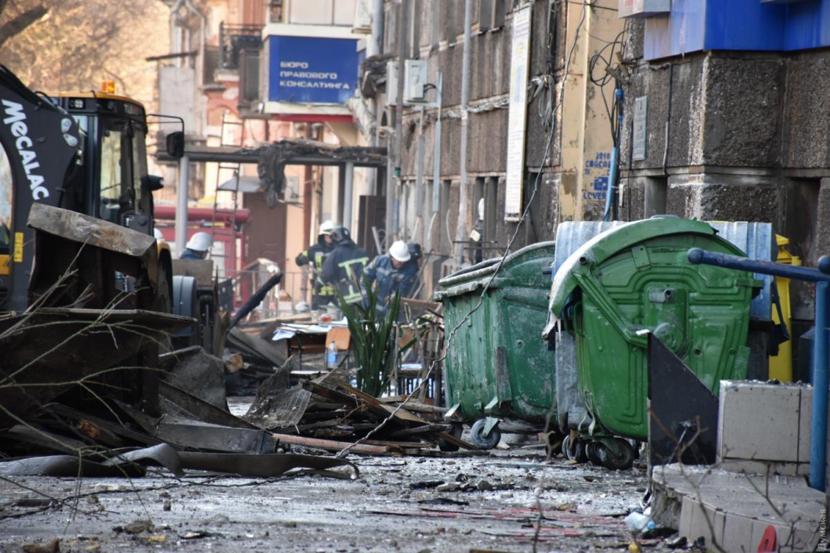 """В результате пожара погибли два человека / """"Думская"""""""